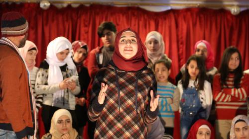 Adolescents in Humanitarian Contexts