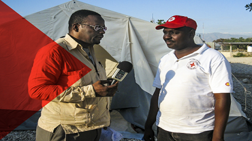 Lifeline - Working with broadcasters in humanitarian crises
