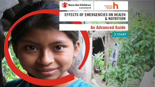 Effects of Emergencies on Health and Nutrition - An Advanced Guide