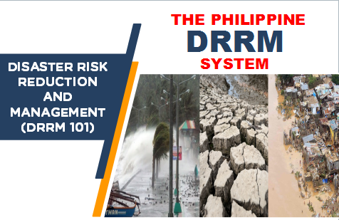 DRRM101: Philippine Disaster Risk Reduction and Management System