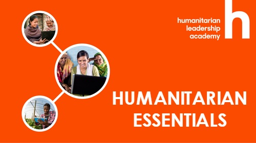 Humanitarian Essentials Pathway