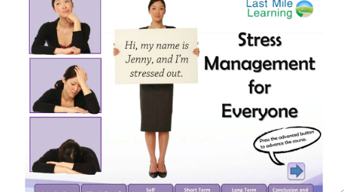 Stress management for everyone