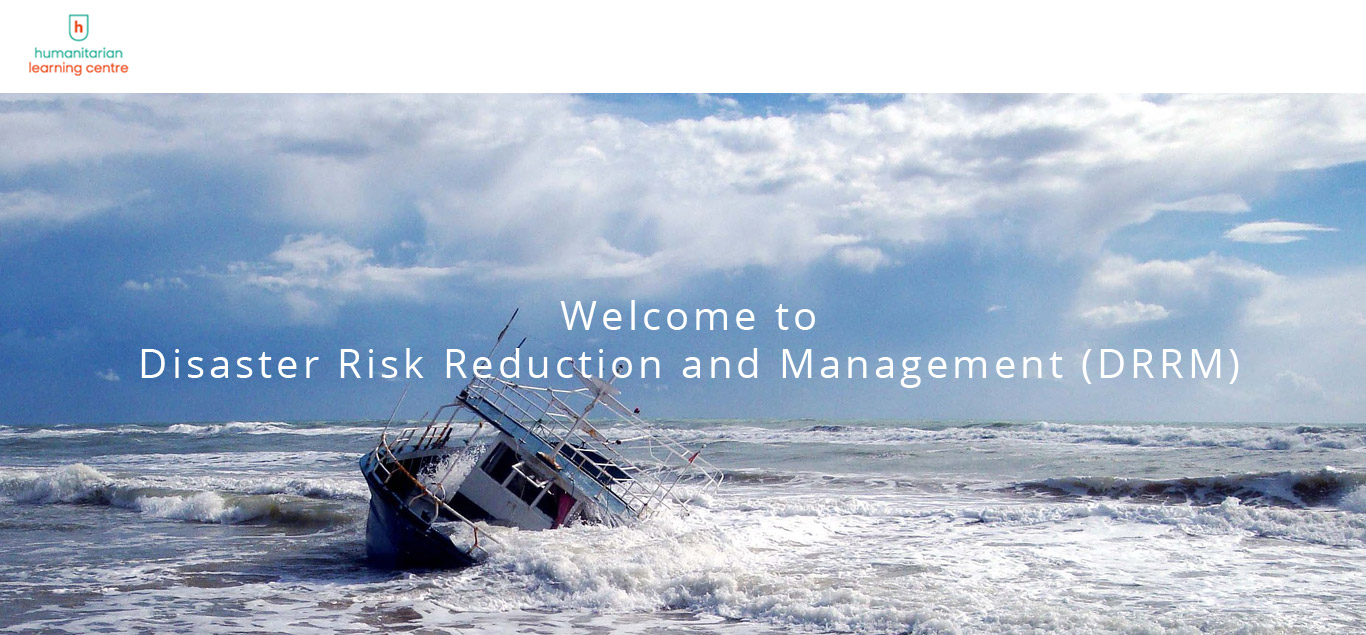 Global Disaster Risk Reduction and Management Pathway