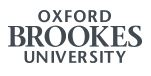 Oxford Brookes Uni Logo