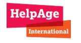 Help Age International Logo